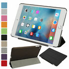Slim Leather Auto Sleep Smart Case Stand Back Cover (KCF) For iPad mini Air pro