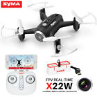 Selfie Drone 640P HD Camera Drone Syma X22W Wifi FPV RC Quadcopter Helicopter