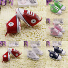 Baby Boys Girls Shoes Soft Sole Flats Toddler Prewalking Shoes 0-18months