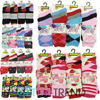 6/12 Pairs Womens Funky Long Socks Ladies Ankle Novelty Lot Shoe Sock Design