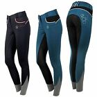QHP Ladies Sporty Fashion High Waisted Horse Riding Comfortable Jeslin Breeches