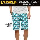 Loudmouth Golf Bodega Bay Shorts New with Tags