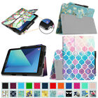 """For Samsung Galaxy Tab S3 9.7"""" PU Leather Stand Cover Case with S Pen Holder"""