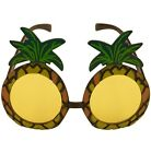 RASTA JAMAICAN CARIBBEAN HAT WIG DREADLOCKS PINEAPPLE GLASSES FANCY DRESS