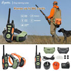 Petrainer Remote Waterproof Pet Dog Training Shock Collar Vibration Trainer