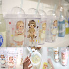 Afrocat Paper Doll Mate Ice Tumbler Beverage Tea Coffee Containers Mug Cup Cool