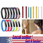 Silicone Watch Band Wrist Strap Replacement For Fitbit Alta Tracler S/L 18 Color