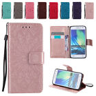 Leather Flip Wallet Case Stand Cover for Samsung Galaxy A3 A5 2015 A510 2016