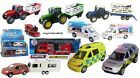 Teamsterz Kids Game Light And Sound Musical Police Car Ambulance X Vehicle Toy