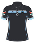 Cronulla Sharks 2017 Media Polo Shirt Sizes S - 5XL Black NRL In Stock Now!