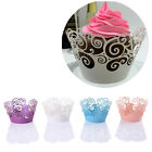 50pcs Favor Sweet Cake Gift Candy Boxes Bags Anniversary Party Wedding Favours