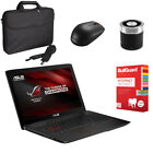 "Asus Rog Gl552vw 15.6"" Full Hd Laptop Intel Core I5-6300hq 8gb Ram 1tb+128gb Ssd"
