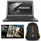AORUS X7 v6-PC3K4D 17.3-Inch QHD (120Hz) Core i7-6820HK GTX 1070 Gaming Laptop