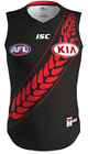 Essendon Bombers 2017 Country Guernsey Sizes S - 7XL + Kids 8 - 12 AFL ISC