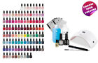 CND Shellac Full starter kit - Essentials - 12W LED Lamp - Choice of 1-10 colors