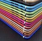 Colorful Stiff Metal Back Battery Housing Cover Case Replacement 4 iPhone 6s 6s+