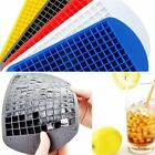 160 Grids Small Ice Cube Silicone Freeze Mold Tray Chocolate Pudding Jelly Mould