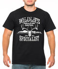 WILDLIFE POPULATION CONTROL SPECIALIST hunting season Father's Day gift T-Shirt