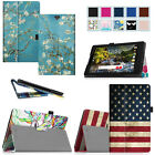 PU Leather Case Stand Cover for Verizon Ellipsis 8 4G LTE Tablet / 8 HD ( 2016 )