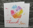 ---  Butterfly Thank You Cards -- 6 Pack - Choice of Design ---