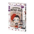 Betty Boop Bistro - Nathan - 87232 - Jigsaw Puzzle - 500 Pieces. Shipping Includ $54.12 AUD
