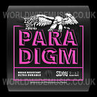 Ernie Ball PARADIGM Electric Guitar strings with Choice of 9 gauges.