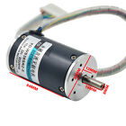 WS38SRZ-S DC12V/24V 10W Brusless DC Motor Built-in Drive Adjustable Speed CW/CCW