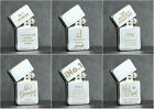 PERSONALISED Silver Lighters Birthday Fathers Day Gifts Idea For Daddy Grandad