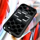 Hot Chevrolet Black Carbon For Samsung Galaxy Note 2 3 4 5 Case Cover