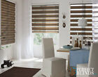 Day & Night / Zebra Blinds - Soft - UK PRODUCT - Made to measure