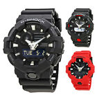 Casio G-Shock Red Resin Mens Watch GA-700 - Choose color