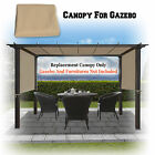 18' x 8.3' Universal Replacement Canopy Top Cover for Pergola Structure