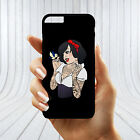 Snow White Tattooed Disney Punk Emo Art Dwarfs For iPhone / Samsung Case Cover