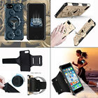iPhone Case Armor Gear Armband Sports Gym Jogging Cover For iPhone 5 6s 7 7plus