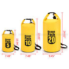 Waterproof Drift Dry Bag Canoe Rafting Kayaking Floating Boating Swim 5L/10L/20L