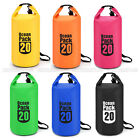 5L/10L/20L Waterproof Drift Dry Bag Canoe Rafting Kayaking Floating Boating Swim