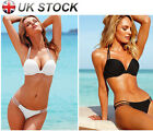 UK Bikini Womens Padded Swimsuit Swimming Costume Swimwear Push Up Bikini Sets