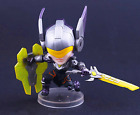 New Cartoon League of Legends Leona Q Ver. PVC Figure Figures Doll Gift Toy Cute