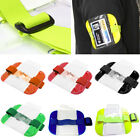 HIGH VISIBILITY SECURITY ARM BAND ID BADGE CARD HOLDER  DOORMAN ARM BAND SIA