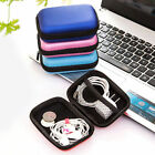 Hoomall Storage Bag Case For Earphone EVA Headphone Case Container Cable