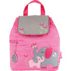 Stephen Joseph Quilted Backpack 54 Colors Everyday Backpack NEW