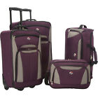 American Tourister Fieldbrook II 4-Piece Nested Luggage Luggage Set NEW фото