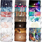 "Paint Matt Smooth Marble Wood Galaxy Hard Cover CASE For Macbook AIR PRO 11"" 13"""