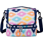 Wildkin Two Compartment Lunch Bag 11 Colors Travel Cooler NEW