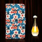 Leather Wallet Flip Vintage Floral Stand Case Cover For Sumsung Galaxy S6