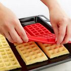 Kitchen Silicone Waffles Baking Mould Cookie Cake Muffin Maker Pan for DIY Tools