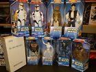 Star Wars 12 Inch AOTC Attack of the Clones 3 to choose from for $25 NEW MIB $33.1 CAD