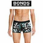 Mens Bonds Fit Luxe Trunks MY78A Modern Diptheria Luxury Super Soft Feel Strong