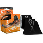 """NEW KT TAPE Pro EXTREME Elastic Strips for Common Injuries (20 Pre-Cut), 10"""""""