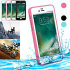 Dive Shockproof Waterproof DirtProof Touch Hard Case Cover For iPhone 7 7S Plus